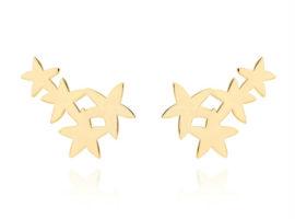 Brinco Estrela Curto - R$380